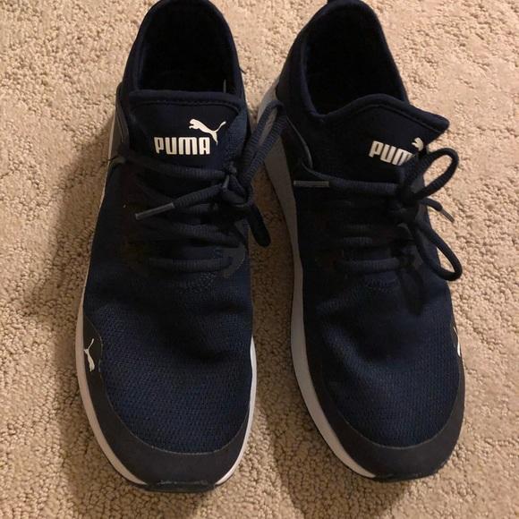 Puma Shoes | Navy Blue Men Puma